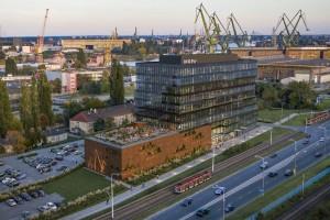 zdjęcie z budowy Biurowiec C300 Office