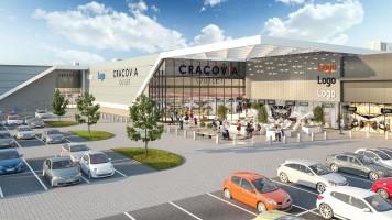 wizualizacje Designer Outlet Kraków