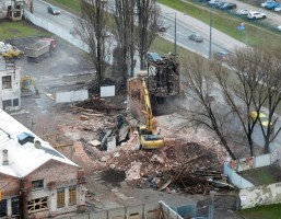 zdjęcie z przebudowy ArtN