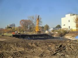 zdjęcie z budowy Osiedle Mińska 69