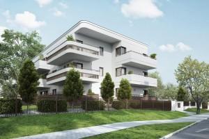zdjęcie z budowy Villa Moderno