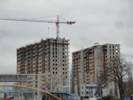 zdjęcie z budowy Murapol Parki Warszawy