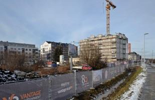 zdjęcie z budowy Buforowa 89