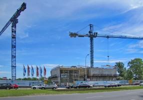 zdjęcie Centrum sportowo-hotelowe Wioślarska