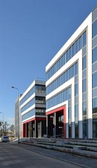 zdjęcie Dwa budynki biurowe