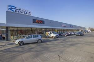 zdjęcie Centrum handlowe Retalia