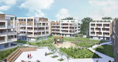 zdjęcie z budowy Osiedle Permska