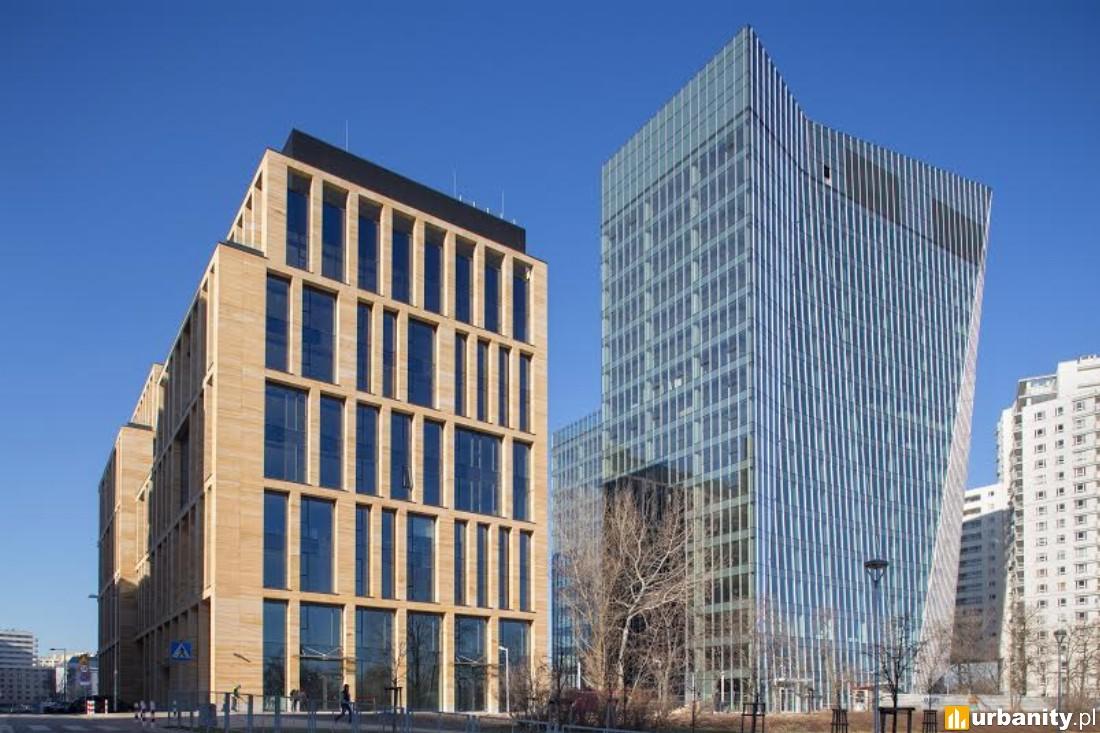 W budowie Gdański Business Center