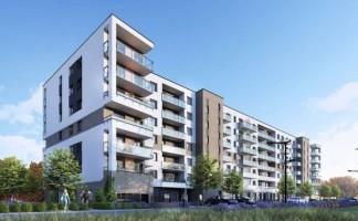 zdjęcie z budowy Osiedle Modern City