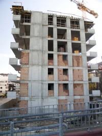 zdjęcie z budowy Pełczyńskiego 20C