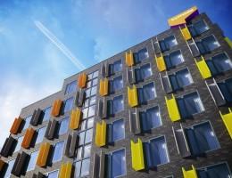 wizualizacje Aparthotel Legnicka 60C