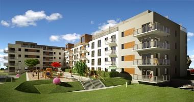 wizualizacje Apartamenty Park Kleciński
