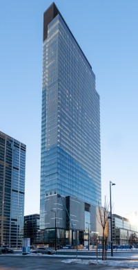 zdjęcie Spinnaker Office Tower