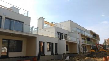 zdjęcie z budowy Osiedle Wodna Nuta