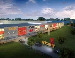 zdjęcie z budowy Centrum Handlowe IKEA