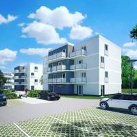 zdjęcie z budowy NovaPark Apartments