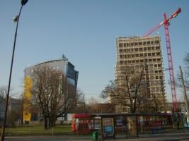 zdjęcie Millennium Towers Wrocław