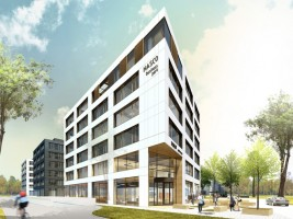 wizualizacje Hasco Business Park