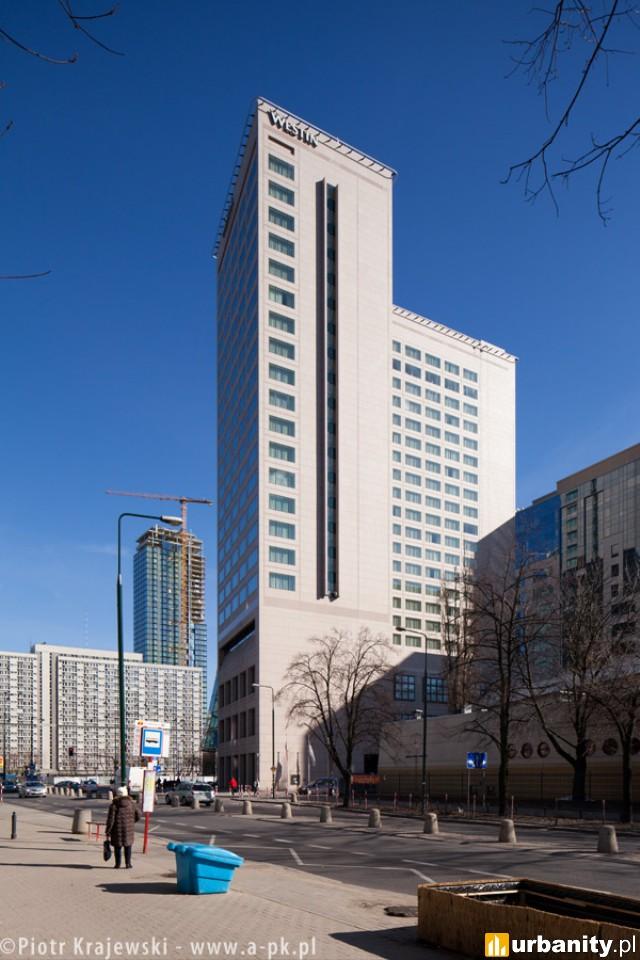 Po ukończeniu The Westin Warsaw , Westin Hotel