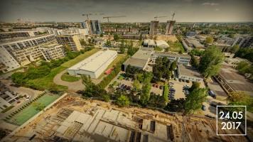 zdjęcie z budowy Osiedle Marcelinove