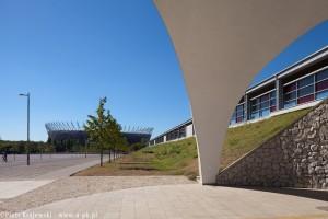 zdjęcie PKP Warszawa Stadion Narodowy