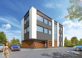 zdjęcie Budynek biurowo-usługowy Kmicica