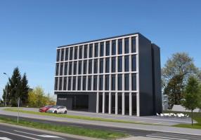zdjęcie z budowy Biurowiec Streamsoft