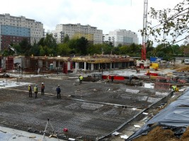 zdjęcie z budowy Osiedle Nowa Słoneczna