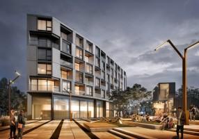 wizualizacje Chlebova Apartamenty