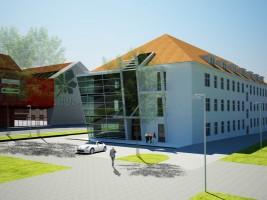 zdjęcie Kasztanowa Business Center