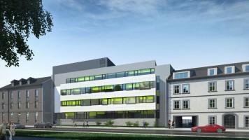 zdjęcie Nowa siedziba Wydziału Informatyki, Elektroniki i Telekomunikacji AGH