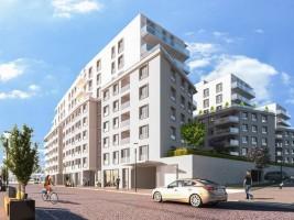 wizualizacje Apartamentowce na Kępie Parnickiej
