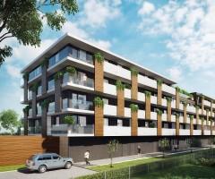 zdjęcie z budowy Apartamenty Varsovia Pileckiego