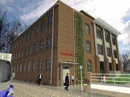 wizualizacje Biurowiec City Invest