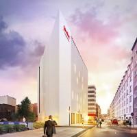 zdjęcie z budowy Qubus Hotel