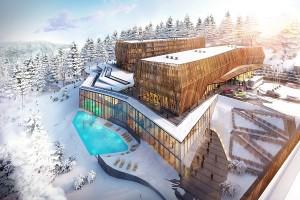 wizualizacje Forest Ski Hotel & Resort