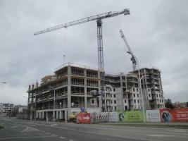 zdjęcie z budowy Osiedle Moja Północna