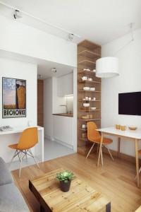 zdjęcie z budowy Green House Apartments