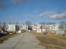 zdjęcie z budowy Osiedle UrsusDom