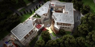 wizualizacje Imperial Apartments