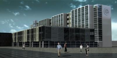 zdjęcie Laboratorium Naukowo-Dydaktycznego Nanotechnologii i Technologii Materiałowych