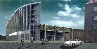 zdjęcie Centrum Nowych Technologii