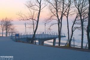 zdjęcie Zejście na plażę