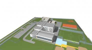 zdjęcie z przebudowy Szkoła Podstawowa nr 51