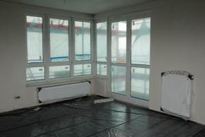 Zakończenie stanu surowego zamkniętego - Budynki 1 i 2