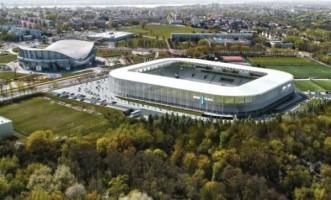 wizualizacje Stadion im. Kazimierza Górskiego