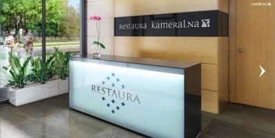 wizualizacje Restaura Kameralna