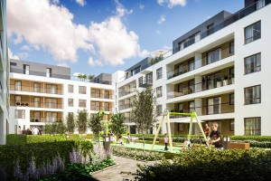 wizualizacje B8 nowy wymiar mieszkania