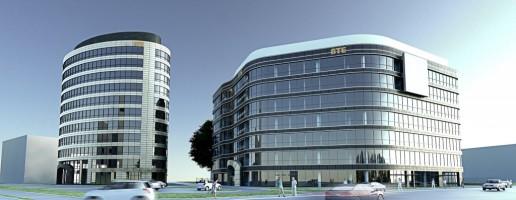 wizualizacje BTE Office Center