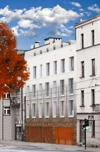 zdjęcie z budowy Limanowskiego 37